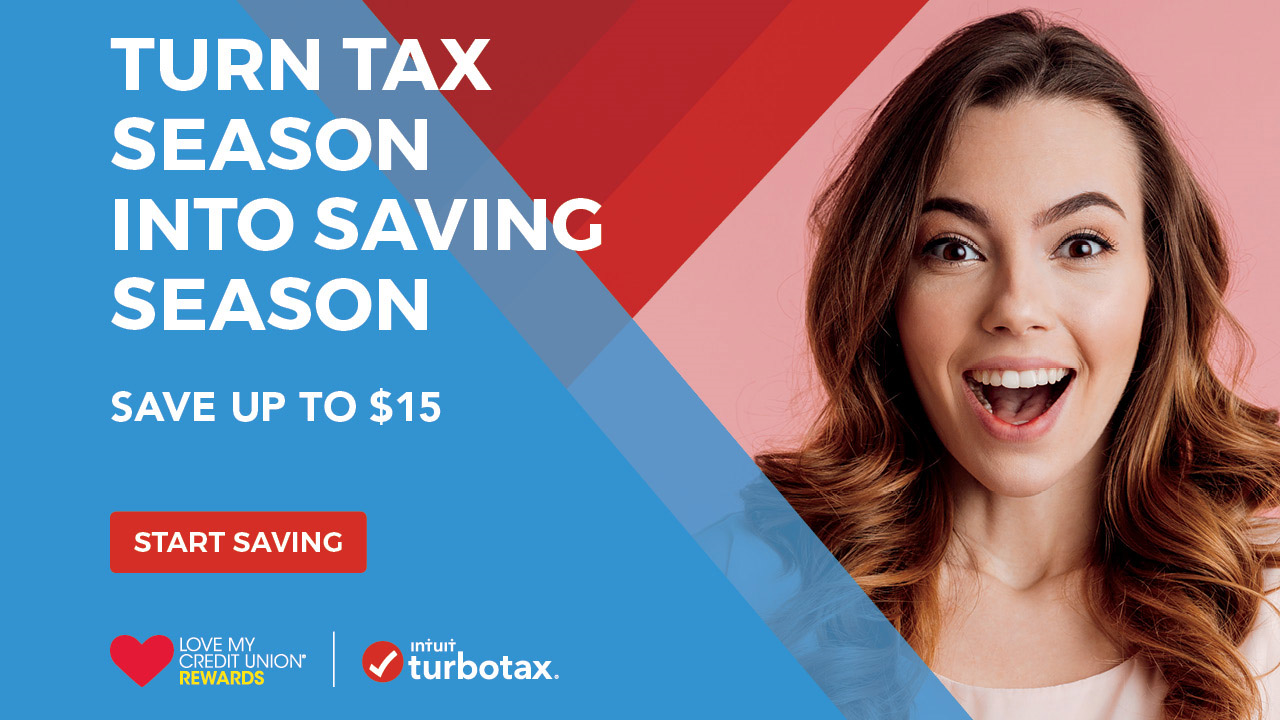 Southern Gas FCU has teamed up with TurboTax!